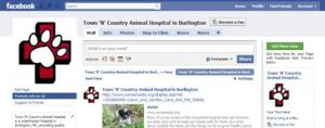 Town N Country Fan Page for the animal hospital