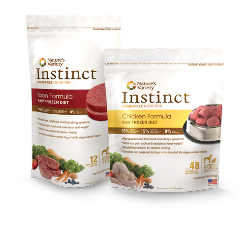 Instinct  Cat Food