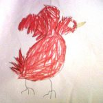jesse rhode island red chicken