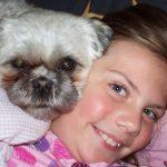 Lilah -Shih-Tzu & her Sister & Best Friend Peyton